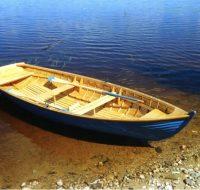 Самодельные лодки для рыбалки из разных материалов.