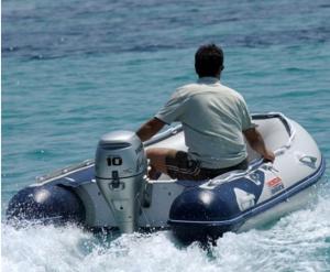 лодка для моря