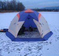 Лучшие зимние палатки кубы для рыбалки