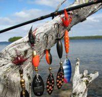 Как выбрать  самую лучшую блесну-вертушку на щуку — ставим рекордный улов!