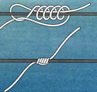 Самый крепкий и удобный стопорный узел для скользящего поплавка- вяжется за пару минут!